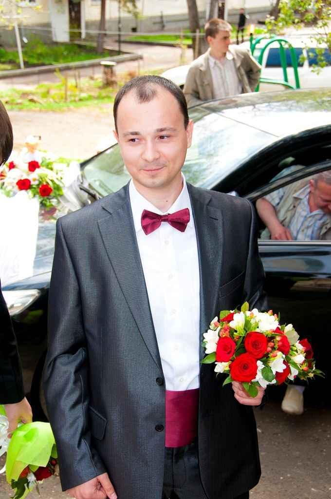 Свадьба трейдера
