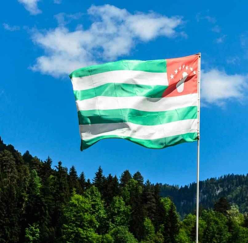 Наше первое путешествие в Страну Души или отдых в Абхазии