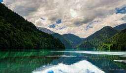 Отдых в Абхазии. Озеро Рица